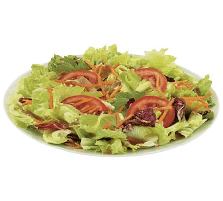 Salada BK Levíssima do Burger King (Foto Divulgação)